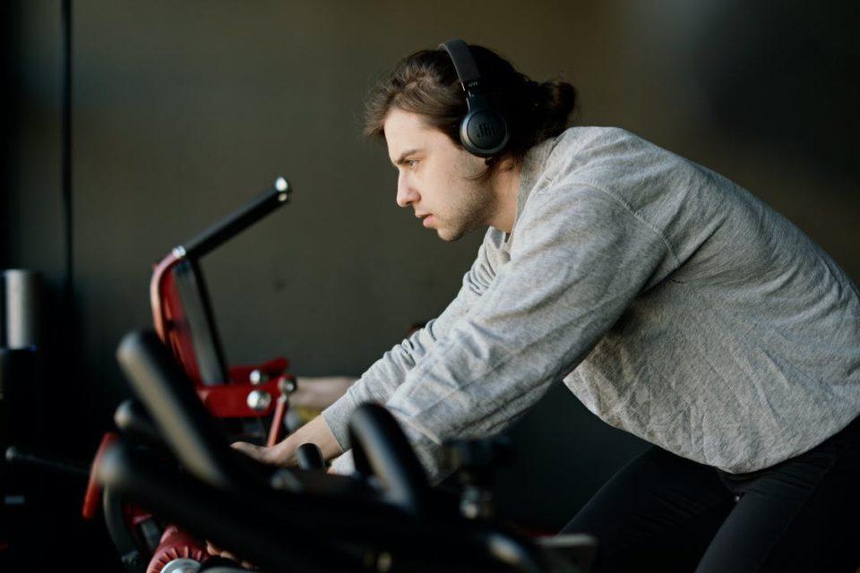 maigrir chez soi avec le vélo d'intérieur